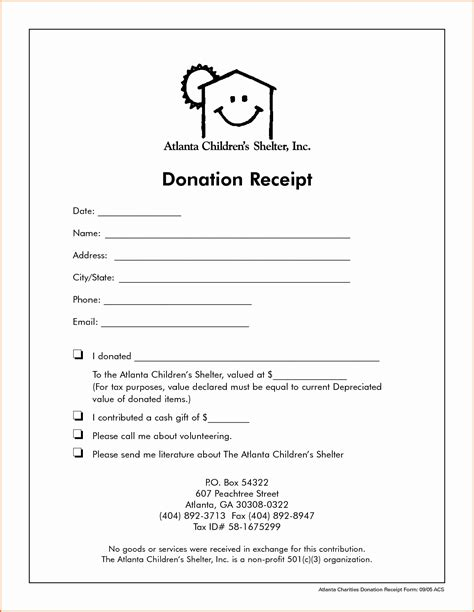 Non Profit Donation Receipt Template Elegant 10 Church Donation Receipt Letter For Tax Purposes Donor Privacy Policy Nonprofit Template