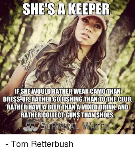 Toms Shoes Meme - shes a keeper ifshewould ratherwear camo than