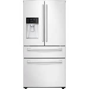 samsung 28 cu ft counter height 4 door refrigerator with