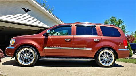 Chrysler Aspen Interior by Custom Chrysler Aspen Interior Stereo Lighting