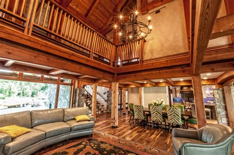 home interior frames in their words custom timber frame homes