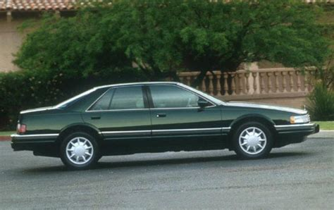 1996 cadillac seville information and photos zombiedrive