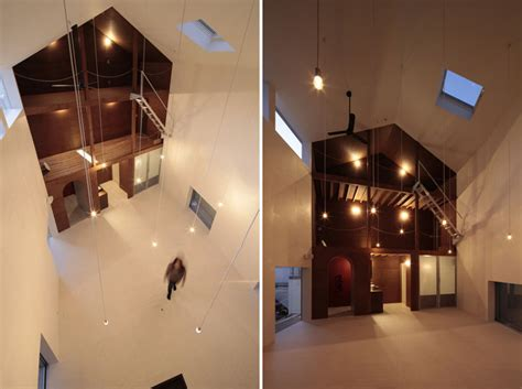 home design zlín house with empty lot ondesign 谷德设计网