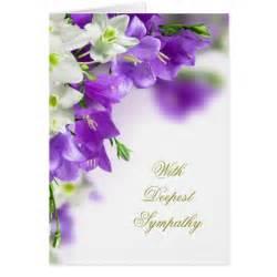 sympathy card zazzle