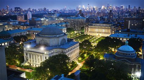 Columbia New York Ny Mba by Columbia And New York Columbia In The City Of