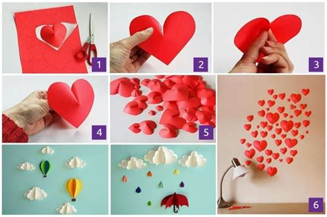 paper decorations manualidades faciles de hacer en casa 50 ideas