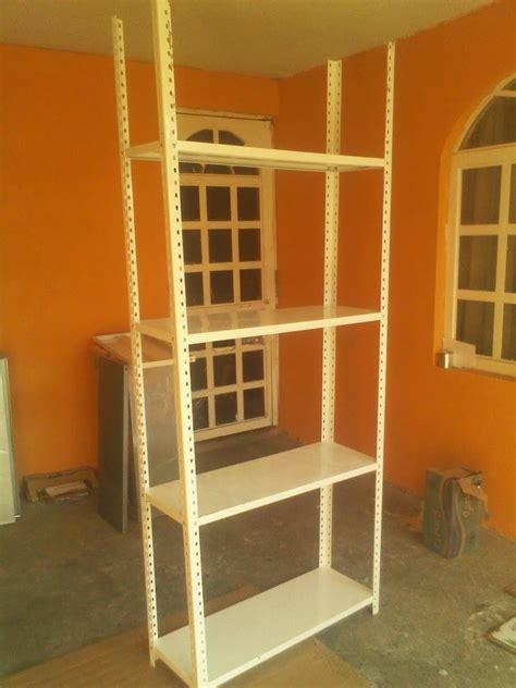 estante y anaquel anaquel estante blanco 5 nivel 30x85 580 00 en