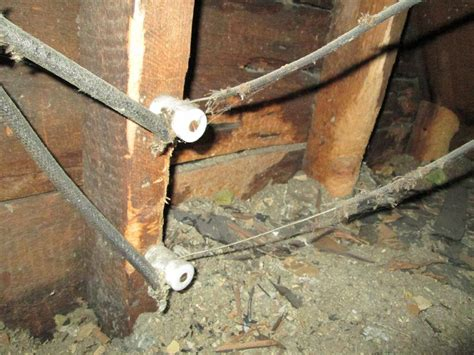 How To Tell If You Knob And Wiring by Home Inspection Checklist Interior