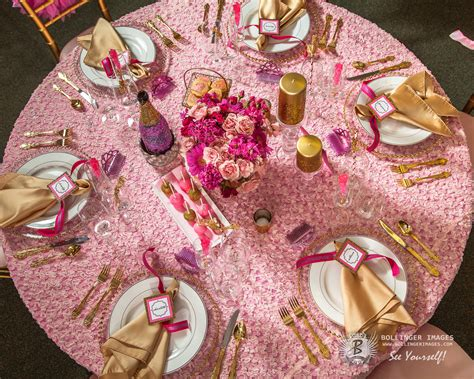 pink and gold bridal shower theme pink gold glam bridal shower