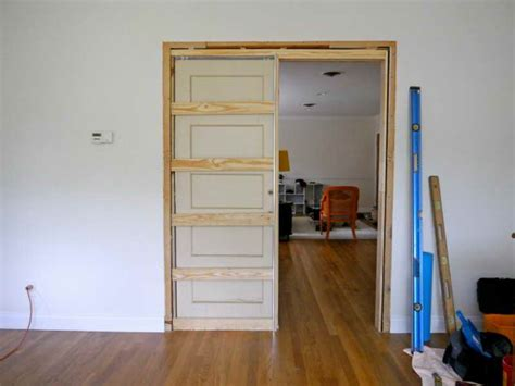 Pocket Doors Installation by How To Repair How To Pocket Door Installation How To