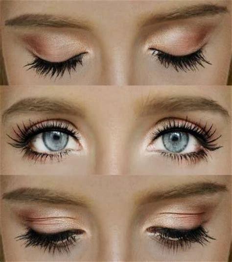 natural everyday makeup tutorial for blue eyes maquiagem para olhos ca 237 dos passo a passo fotos e dicas