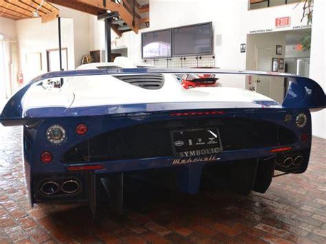 Maserati For Sale Ebay by Maserati Mc12 In California For Sale On Ebay Autoevolution