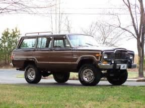 jeep grand wagoneer 4x4 photos reviews news specs buy car