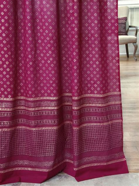 curtains in indian style the maharani s rubies indian style red and gold curtain