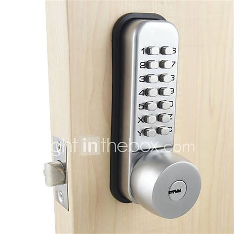 mechanical password door lock bedroom code locks with 3