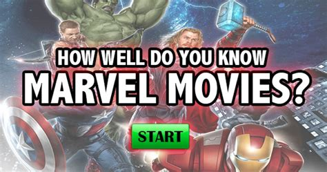 marvel film questions quizfreak how well do you know marvel movies