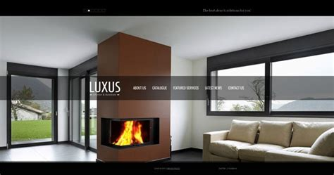 Interior Company Website Best Selling Website Templates Of 2013 Motocms Html Edition