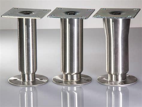 stainless steel heavy duty bolt  cabinet legs closet