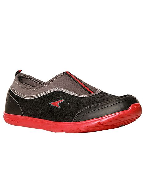 power black sport shoes price in india buy power black