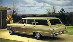 1962 Chevrolet Station Wagon The All New Chevy Ii 1962 300 Station Wagon Chevy