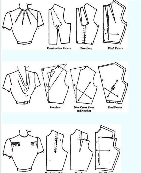 pattern drafting learn 1000 images about making patterns designing clothes on