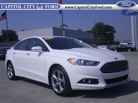 2014 ford fusion se 2 5 l automatic sell used 2014 ford fusion se 2 5l automatic ford