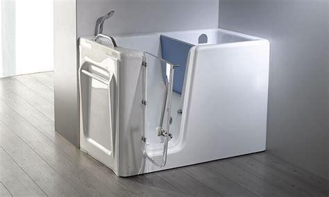 doccia per anziani vasche per anziani o disabili remail