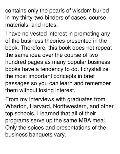 Important Things To Learn In Mba by 10days Mba