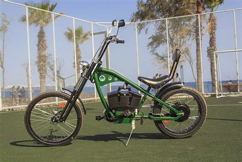 cevreci ve sira disi bir elektrikli bisiklet otostil dergi
