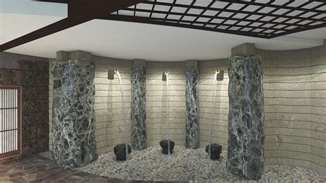 Japanese Bath House by Take A Look Inside The Japanese Bath At Sea Coming Soon To Australia On The