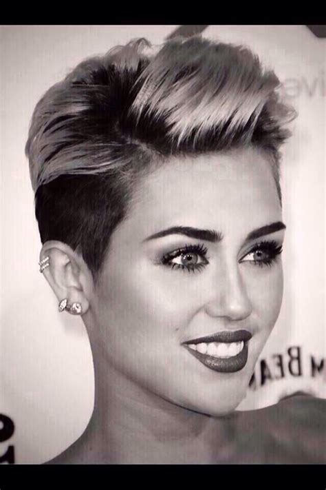 what are helix haircuts miley cyrus double helix piercing google search beauty