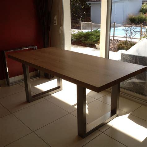 plancha inox 1269 table de salle 224 manger en ch 234 ne massif eb hen david