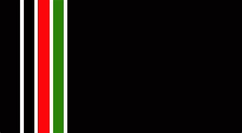 kenya flag colors minimalistic flag by mohacker on deviantart