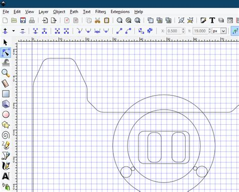inkscape tutorial line art drawing rounded corners in inkscape mini tutorial