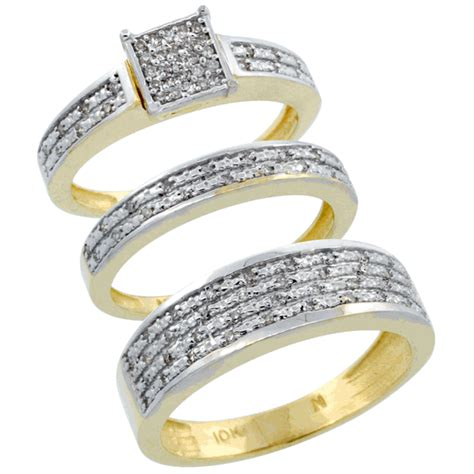 His And Hers Wedding Rings by His And Hers Wedding Ring Sets A Trusted Wedding Source