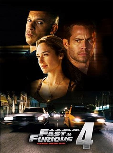movie fast and furious 4 famous fast furious star paul walker killed in car crash