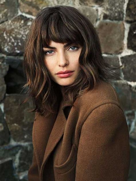 haircut plus bayalage pricw 15 medium length bob with bangs bob hairstyles 2017