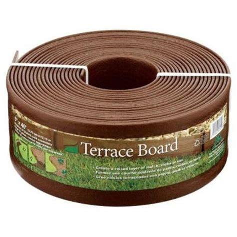 Bender Board Landscape Edging Uk In Products Brown Bender Board Lawn Edging Vl003713bn0020