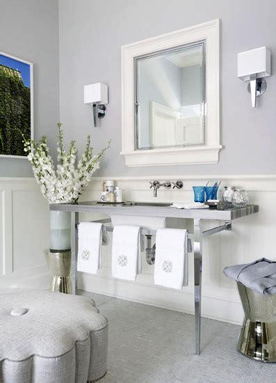 bathroom wainscoting transitional bathroom jennifer