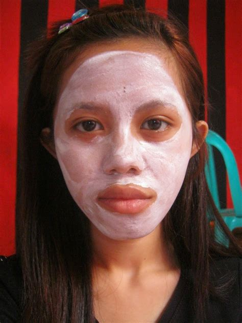 Masker Viva review viva white clean mask refreshner sunday