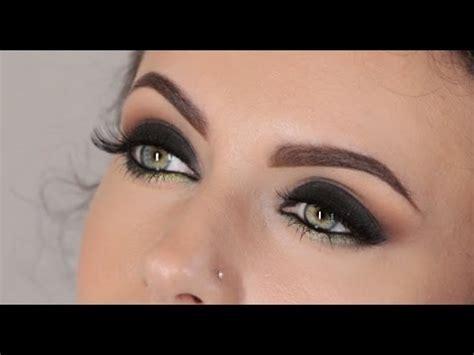 tutorial makeup smokey eyes pengantin smokey eye makeup tutorial youtube