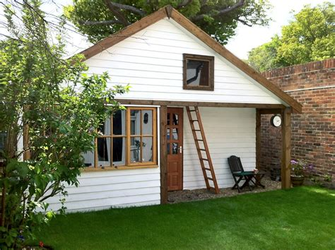 Cottage House Plans With Garage by Custom Made Garden Buildings Built In Your Garden
