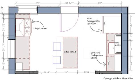 kitchen floor planner cottage talk kitchen layout plans design manifestdesign manifest