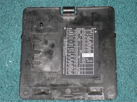 1995 Nissan 240sx Interior Fuse Box Diagram Brokeasshome Com