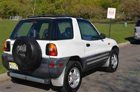 toyota suv manual transmission sell used 1996 toyota rav4 base sport utility 2 door 2 0l