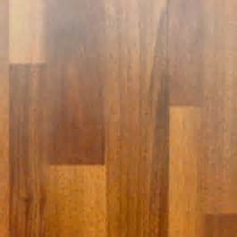 Classic Collection Flat Laminate Flooring   Walnut Stain