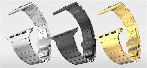 Tali Jam Tangan Band Stainless Steel Silver 20 Mm hoco link style stainless steel band for apple 42mm
