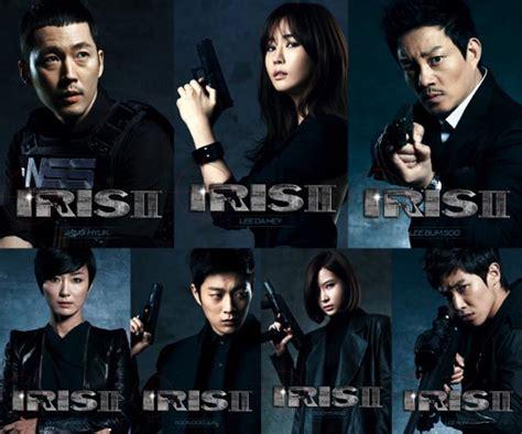 film korea iris iris 2 cast korean drama 2013 아이리스 2 hancinema
