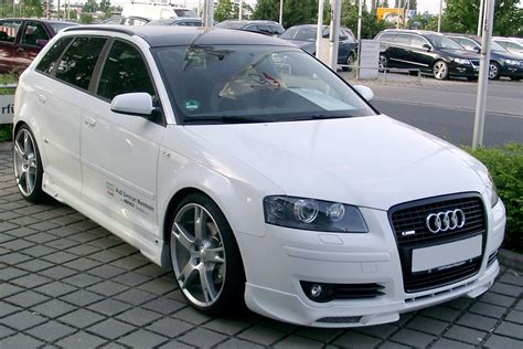 Audi As3 by Rank Abt Car Pictures Abt Audi As3 Sportback Photos