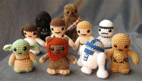 pattern amigurumi star wars force crochet star wars amigurumi patterns